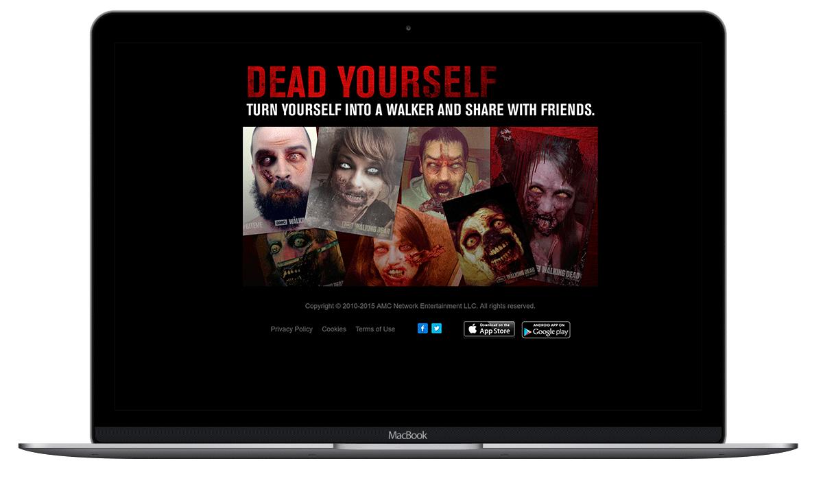 walking dead dead yourself app ipad