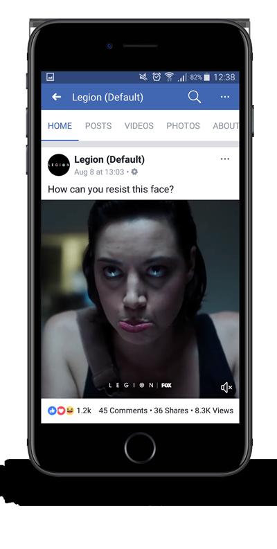 legion aubrey plaza facebook post