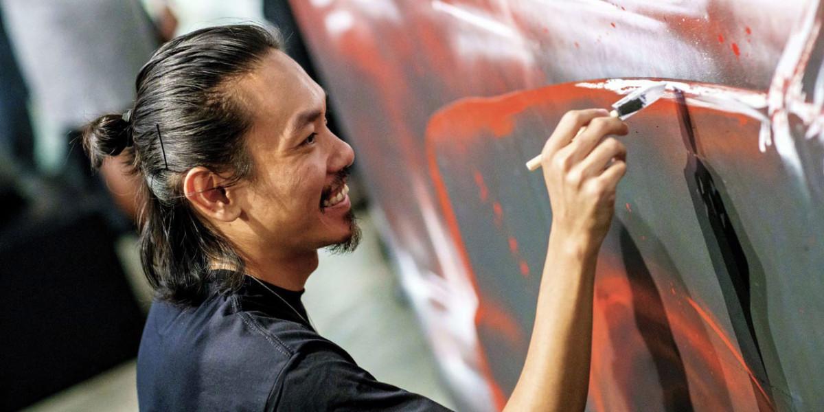 outcast art murals grsffiti artist