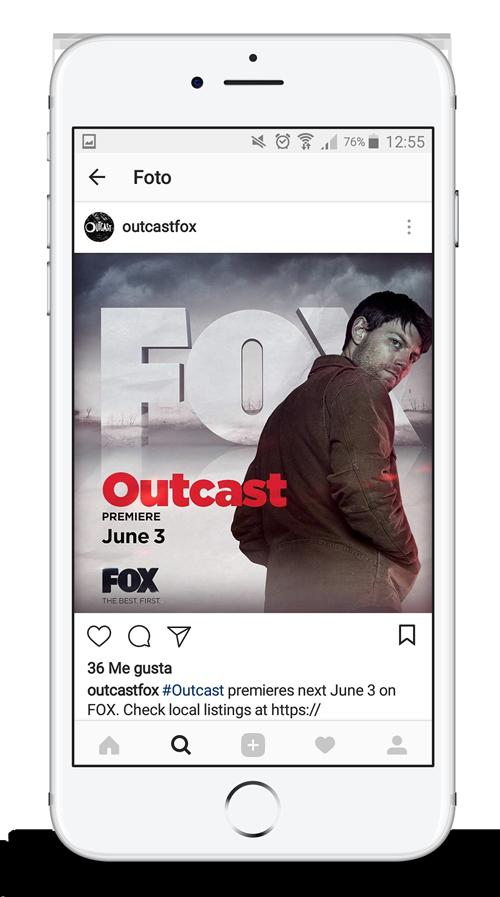 outcast season 1 on fox