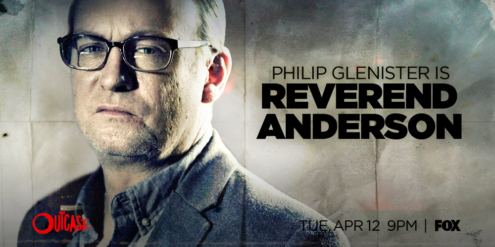 outcast fox philip glenister as reverend anderson