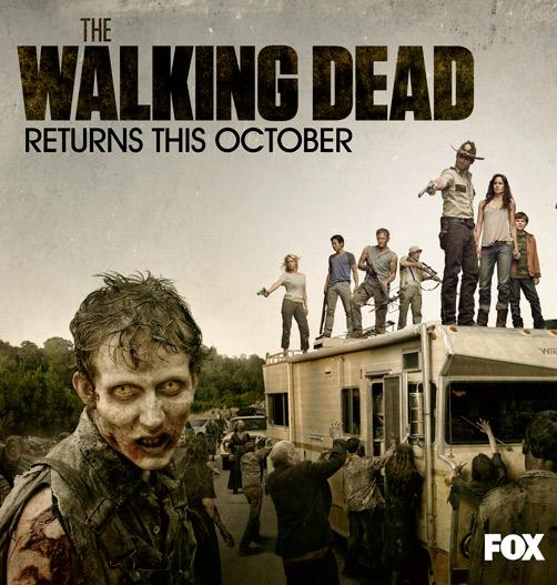 the walking dead season 1 art