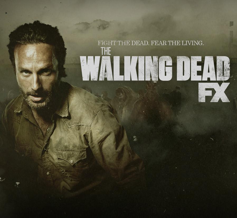 the walking dead season 3 on fx