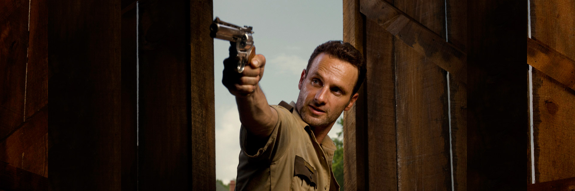 walking dead rick grimes season 2