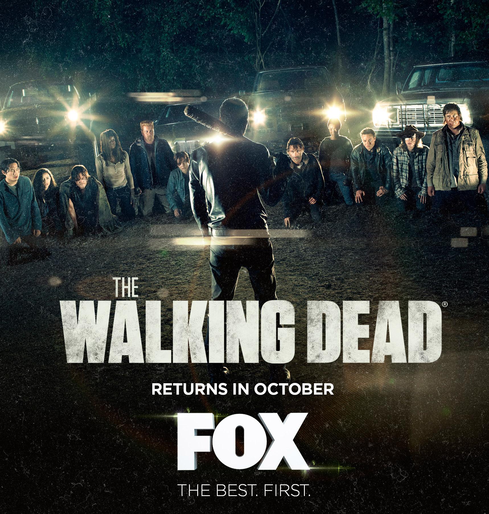 the walking dead season 6 art