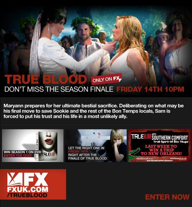 true blood fox uk newsletter