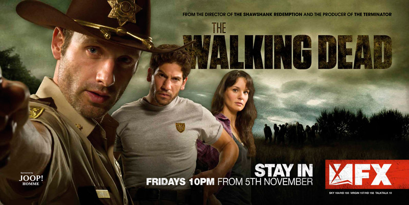 walking dead season 1 art fox uk